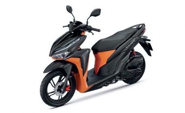 موتورسیکلت هوندا مدل کلیک 150i جدید 2020 سال1399