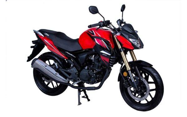 موتور سیکلت لیفان کی پی اس ۲۰۰
