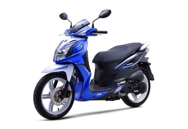موتورسیکلت گلکسی SR 200 cc