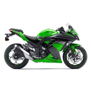 موتورسیکلت کاوازاکی مدل Ninja 250