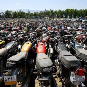 معاینه فنی موتورسیکلتهای ترخیصی اجباری شد