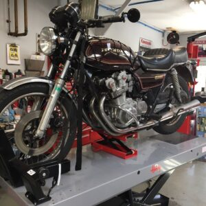 هزینه تعمیر موتورسیکلت ۵۰ برابر شده است