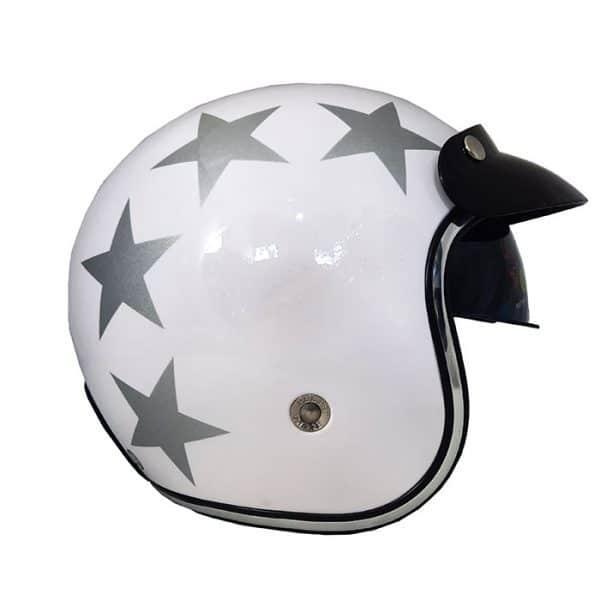 کلاه کاسکت وسپایی ردلاین مدل ۲۱۸ طرح ۰۴