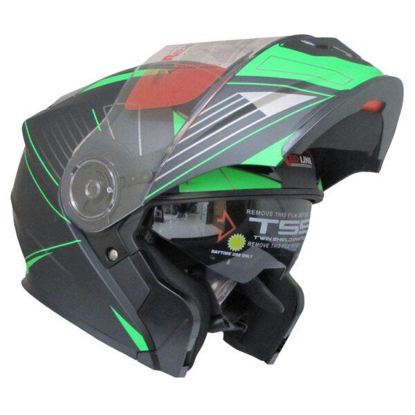 کلاه کاسکت فک محترک ردلاین مدل ۹۳۹ کد 09