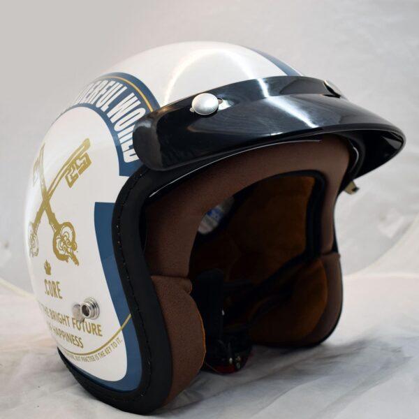کلاه کاسکت راپیدو مدل GLDN_KY_859