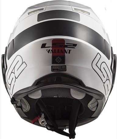 کلاه کاسکت ال اس تو مدل Valiant FF399