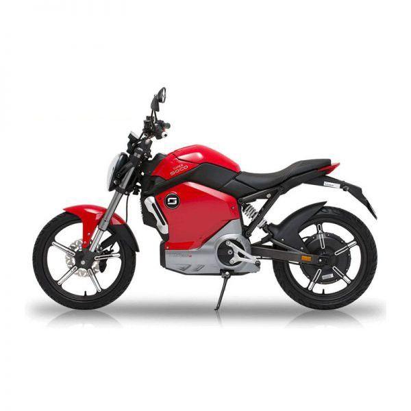 موتور سیکلت برقی سوپر سوکو مدل TS