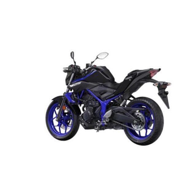 موتور سیکلت یاماها MT25