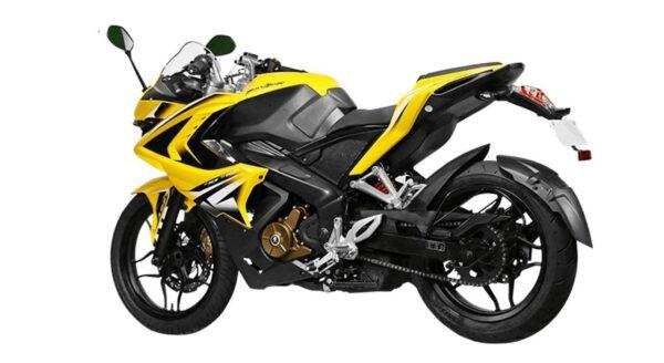 موتور سیکلت باجاج Pulse RS200 سال 1400 زرد