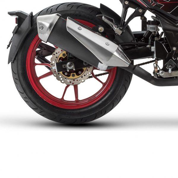 موتورسیکلت گلکسی مدل NA180 سال 1400