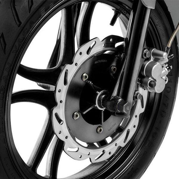 موتور سیکلت گلکسی اس وای ام مدل SR200 حجم 197 سی سی