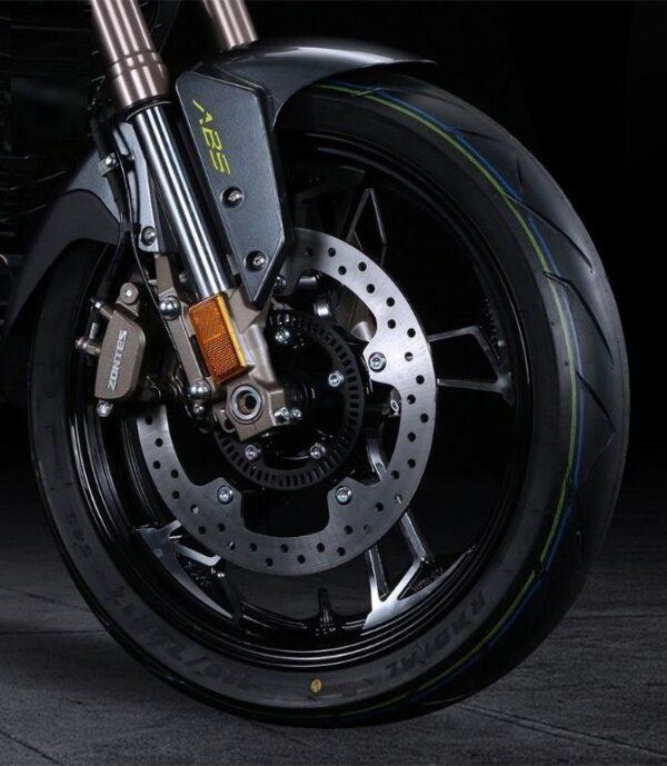 موتور سیکلت زونتس v249
