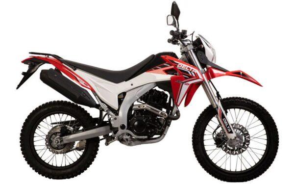 موتور سیکلت دلتا SX2