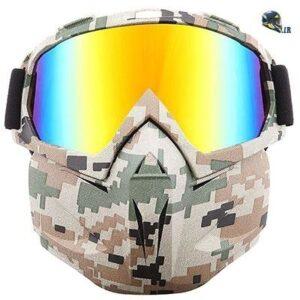 عینک موتور سواری و اسکی هارمن مدل Goggles-11