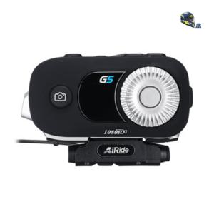 دوربین و بلوتوث کلاه کاسکت AiRide مدل G5 Pro