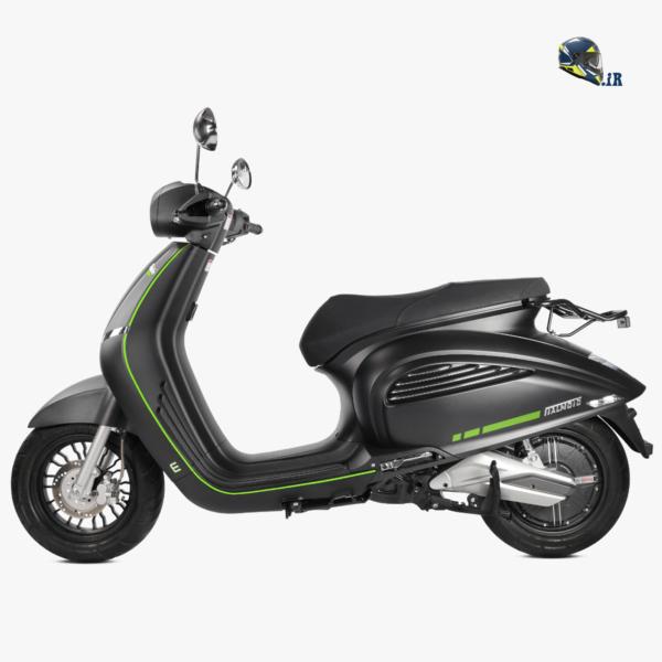 موتور سیکلت برقی ITALMOTO NEVIA E